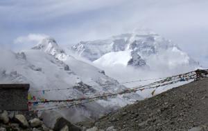 【珠穆朗玛峰图片】世界之巅——珠穆朗玛峰