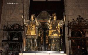 【塞维利亚图片】以存放哥伦布之墓著名的塞维利亚大教堂(Catedral)