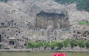 龙门石窟图片