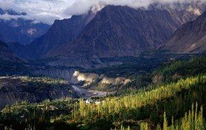【巴基斯坦图片】流连在罕萨的秋色中-巴基斯坦