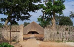 【乌干达图片】卡苏比王陵