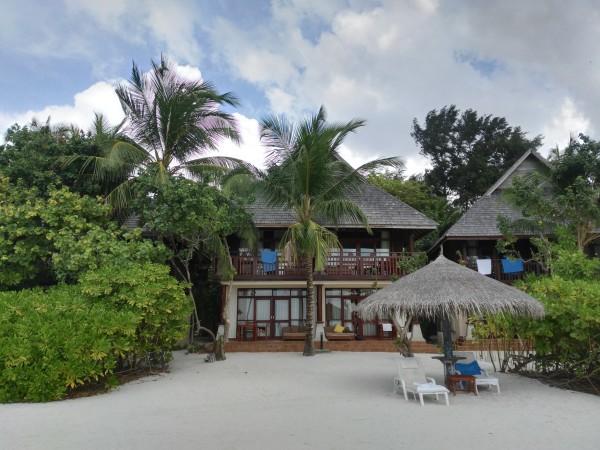 双鱼岛 游记   水屋:比水屋豪华