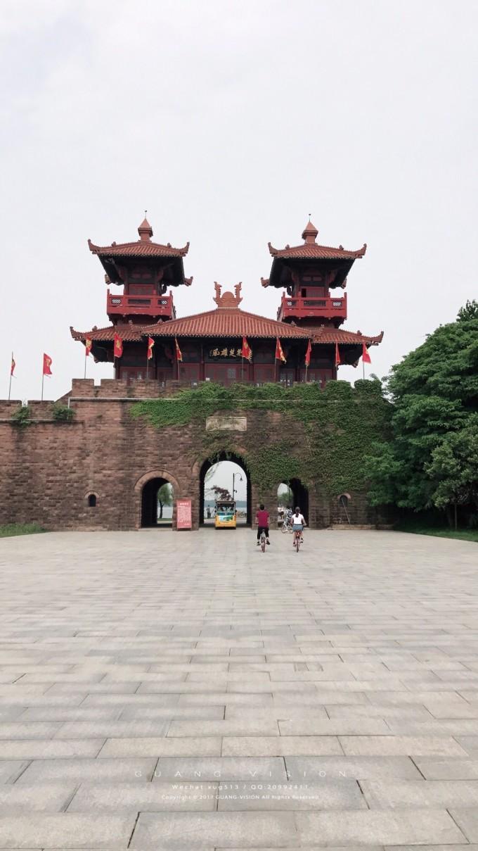 武汉东湖磨山风景区
