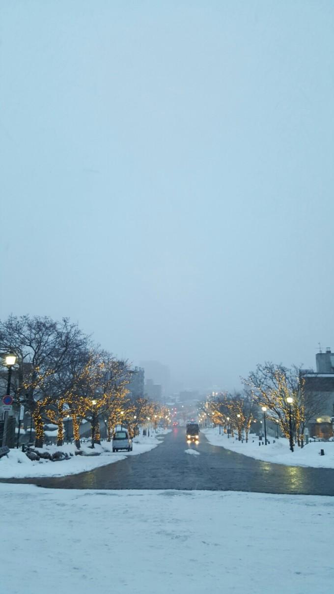 冬日恋曲の北海道,北海道旅游攻略 - 马蜂窝