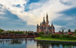 【上海迪士尼度假区图片】只为最美的城堡——上海迪士尼乐园