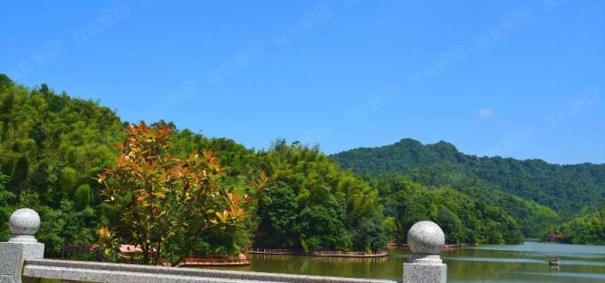 天岛湖位于贵州赤水交界处 养生避暑度假房,贵州赤水天岛湖  天岛湖