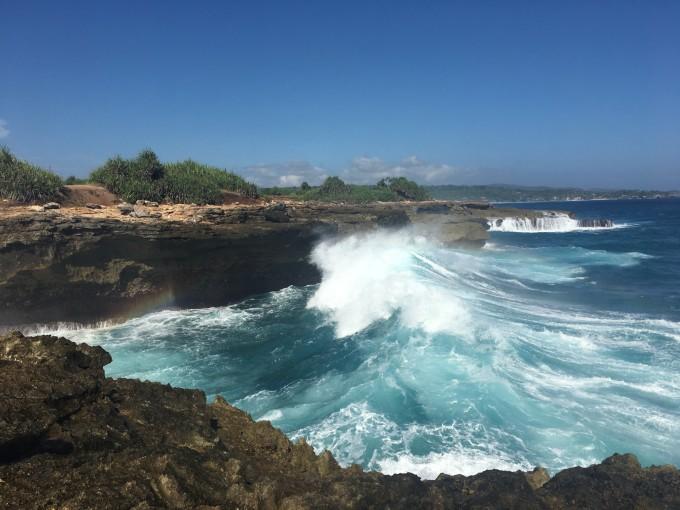 巴厘岛:世界的中心 我们去浪