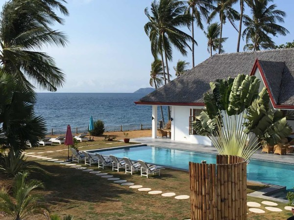 杜马盖地 游记          苏米龙被称为小马尔代夫,一岛一酒店.