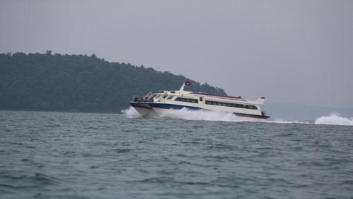 柬埔寨 西港 5天4晚 海钓之旅(专业海钓 私密小团 专车专船 任性体验)