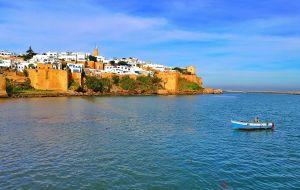 【摩洛哥图片】拉巴特,超乎你想象的美