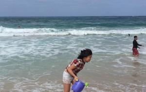 【夏威夷图片】夏威夷风情之  好喜欢这片海, 宁愿就这样被她俘虏!……