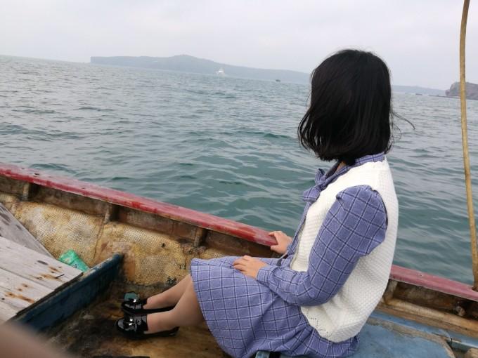 闺蜜行广西北海涠洲岛