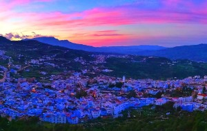 【摩洛哥图片】摩洛哥:迷幻千年的色彩