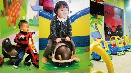上海巧虎欢乐岛儿童乐园(世博源店)门票