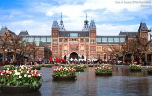 【羊角村图片】4月去哪儿玩?当然去荷兰看郁金香咯!(2016年4月荷兰比利时寻花之旅,给17年要去赏花的你)