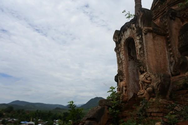 小猪的脚印像什么-猪猪的足迹之 缅甸图片