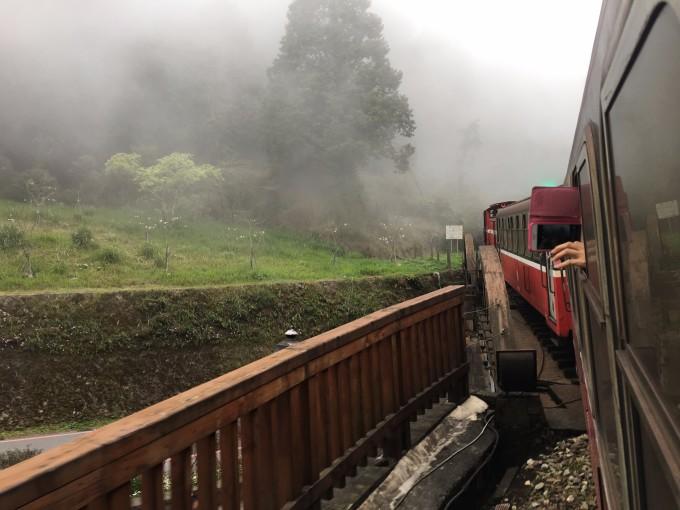 火车环台湾,沿路风景尽青春