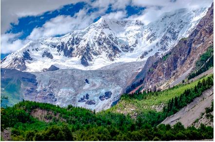 西藏旅游 西藏墨脱5日游 西藏拉萨 林芝 新措 鲁朗林海 墨脱 工布江达