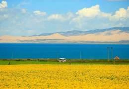 寻梦青海湖 回归大自然青海湖茶卡盐湖火热结伴中 包车自由行 走旅行团走不到的路拍旅行团拍不到的相