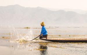 【茵莱湖图片】漫漫缅甸,沉淀时光