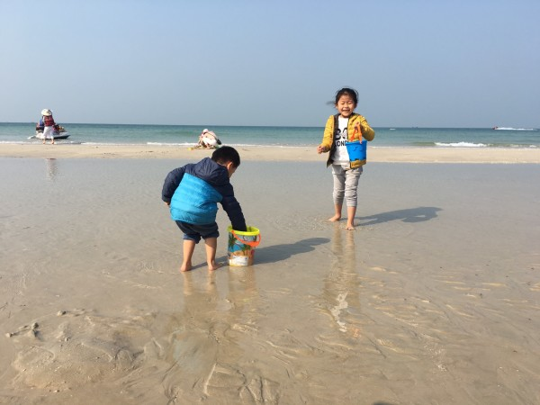 2017元月广西涠洲岛之行