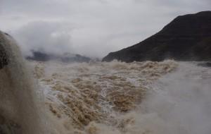 【壶口瀑布图片】西部环游6600公里之二十一:斑斓如画的厢寺川森林,奔腾咆哮的壶口瀑布