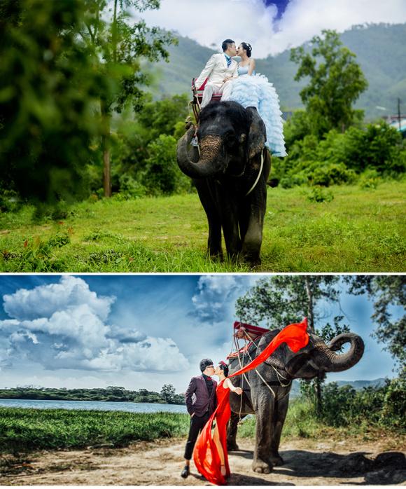 【泰国普吉岛海外旅拍 】私家沙滩绝美海景 异域风情海外婚纱照 中国