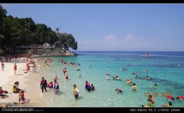 夏日么么茶·马来西亚热浪岛