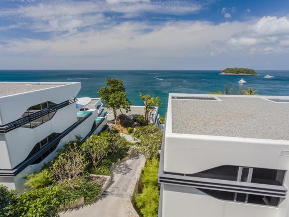 普吉岛卡塔磐石度假村 kata rocks hotel phuket 一晚