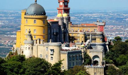 【欧洲西海岸风光】葡萄牙里斯本周边辛特拉小镇及西海岸线一日游(含