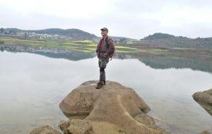 【黔西图片】贵州黔西   一个未开发的处女地--岩溶海子群