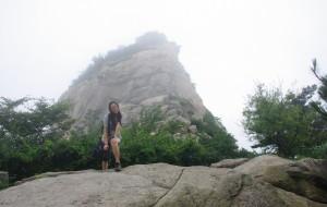 【信阳图片】一年前的鸡公山