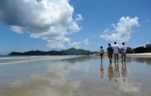 【台山图片】上川岛匆忙游