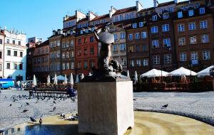 【波兰图片】华沙----肖邦之城~