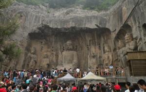 【龙门石窟图片】一个人的河南之旅——龙门石窟