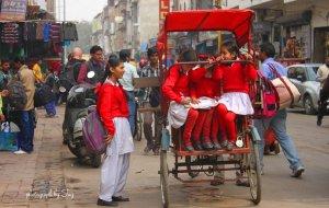 【新德里图片】德里背包客聚集地Main Bazaar