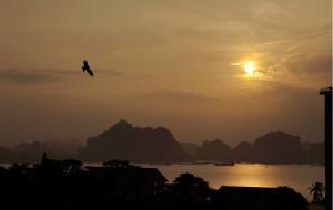 【老挝图片】老两口背包行摄越、柬、老(下龙湾)