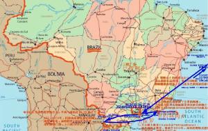 【巴西图片】挖哈哈之(更新):Brazil >>桑巴国度之深度观察团和自由型...抛砖引玉..