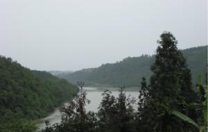 【洪雅图片】欸乃一声山水绿---洪雅槽鱼滩纪行