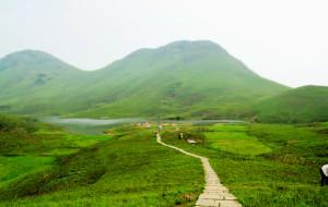 【大嵛山岛图片】大嵛山岛---那山、那湖、那片绿。