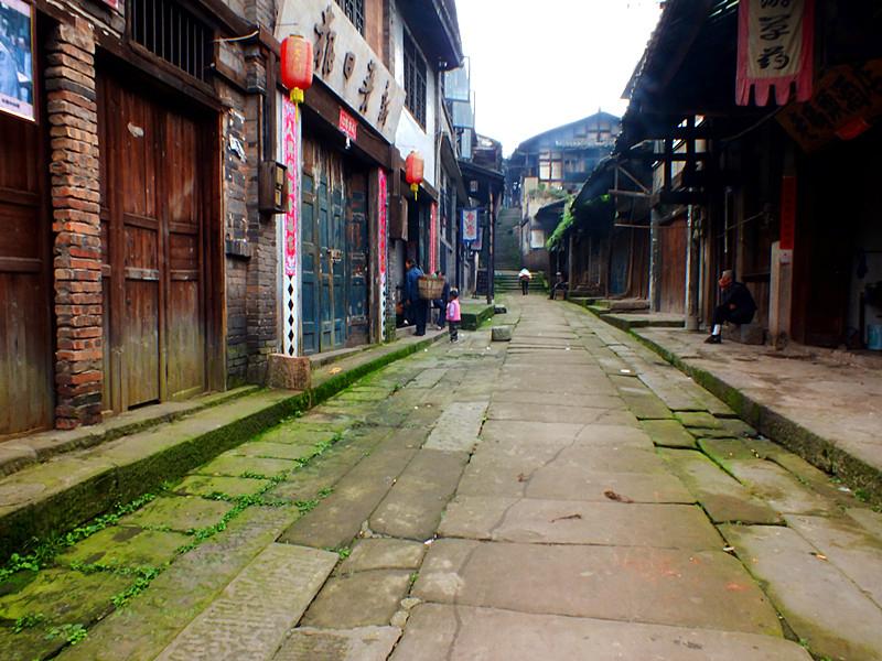 重庆塘河古镇——再不去又商业化了 - 蚂蜂窝
