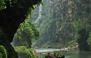 【兴义图片】贵州之旅  1 【兴义】马岭河峡谷 万峰林