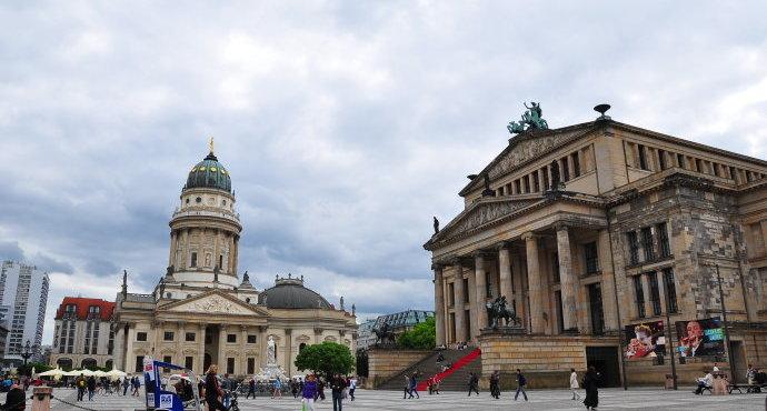 柏林宪兵广场攻略,宪兵广场门票 地址,宪兵广场游览攻略图片