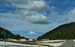 【科罗拉多州图片】科罗拉多州,埃斯蒂斯公园(Estes Park in 3700 M High)。