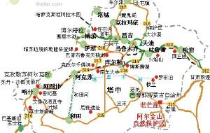 【轮台图片】南疆行之库车大峡谷及胡杨林