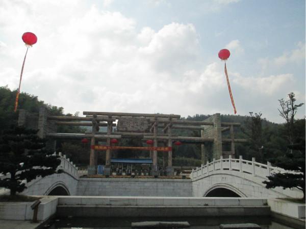 20121007宜兴南山竹海&张公洞