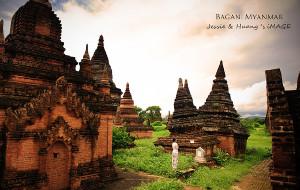 【曼德勒图片】孕妈游缅甸,穿梭万千佛塔中-Jessie & Huang牵手漫步地球