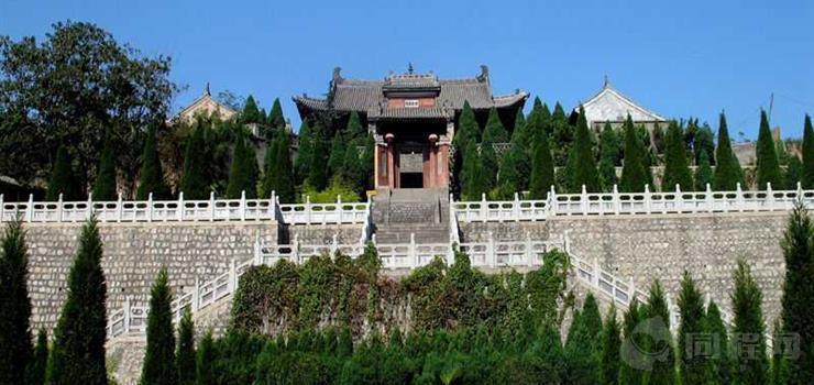 韩城普照寺