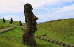 【复活节岛图片】Easter Island复活节岛(2)- 遥远国度智利行(十)