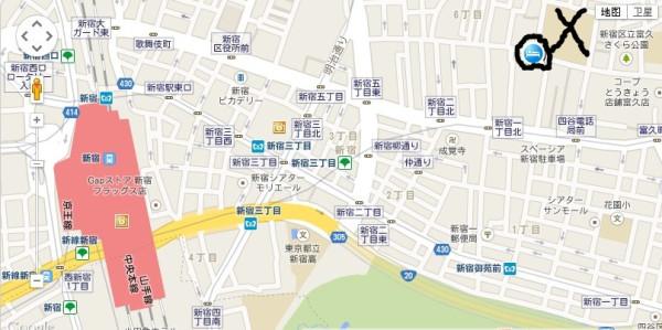 箱根地区巴士线路图